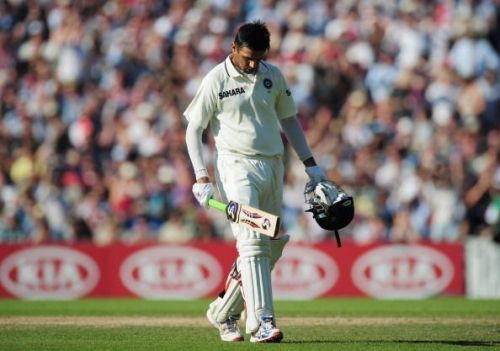 Dravid scored a match-winning 270 against Pakistan at Rawalpindi that allowed India to register a famous series win on Pakistan soil