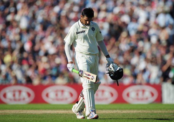 Dravid scored a match-winning 270 against Pakistan at Rawalpindi that allowed India to register a famous series win on Pakistan soil