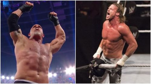 Goldberg vs Ziggler was what it should have been!