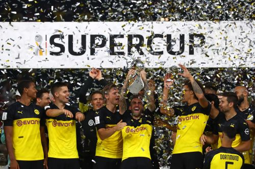 Die Borussen outclass, outpace and outfox Bayern to life the German Supercup