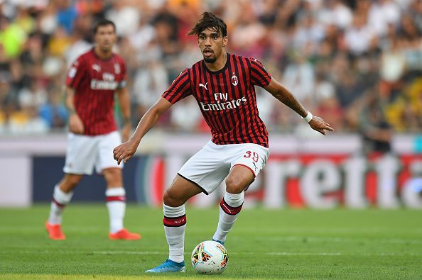 Milan fell to a defeat at Udinese on the opening daty of the season