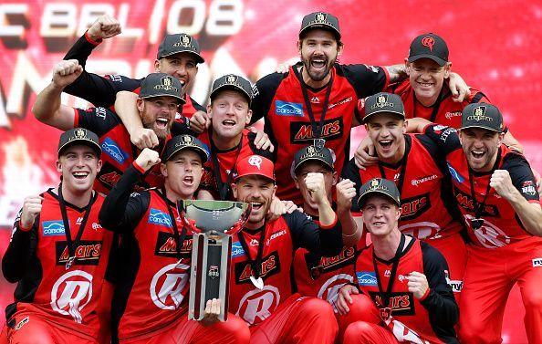 BBL - Final: Melbourne Renegades v Melbourne Stars