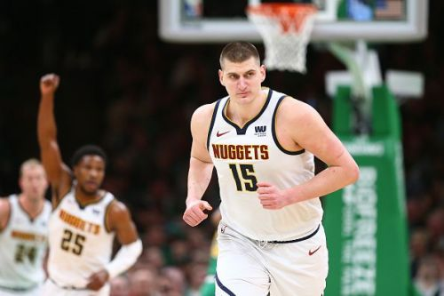 Nikola Jokic is among the big European names to look out for at the FIBA World Cup over the next month
