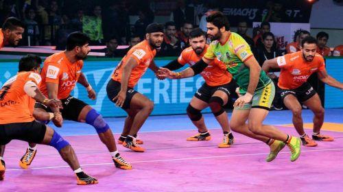 Patna Pirates face off against U Mumba on the last day of Ahmedabad leg.