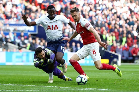 The North London derby is one of the big draws of the English domestic season.