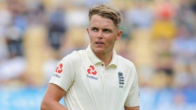 Sam Curran could replace Jimmy Anderson