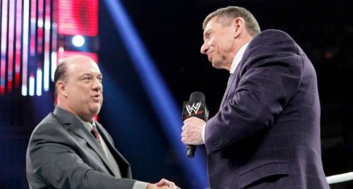 Paul Heyman and Vince McMahon are hailed by many, as two undisputed geniuses in the pro wrestling realm