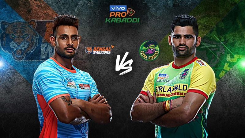 Patna Pirates have a better head to head record versus Bengal Warriors. Can they continue to maintain this?