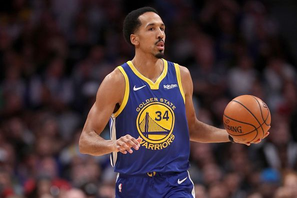 Shaun Livingston enjoyed a memorable five-year spell with the Golden State Warriors