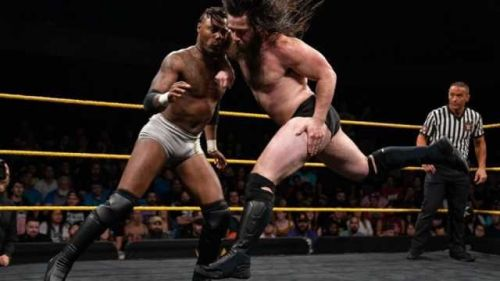 Isaiah Scott is the second NXT competitor to join the 205 Live war this Tuesday
