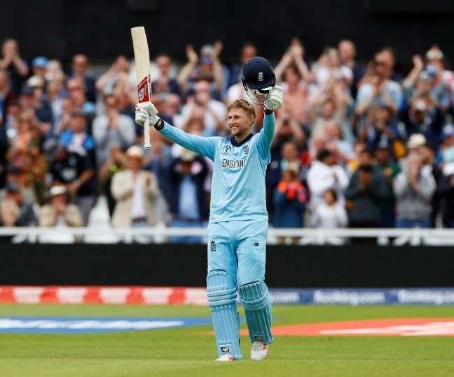 इंग्लिश बल्लेबाज जो रुट