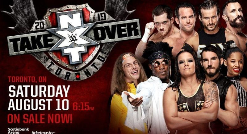5 Things that should happen at NXT TakeOver: Toronto