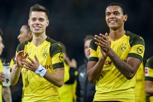 Weigl and Akanji were both key components of Dortmund's win against FC Koln