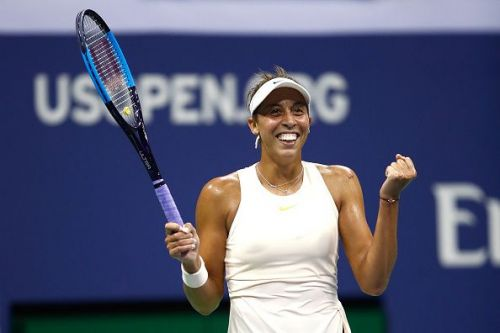 Madison Keys has played some of her best tennis at the US Open.