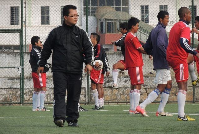 Thangboi Singto has now moved onto Delhi Dynamos as their assistant coach for the upcoming ISL season