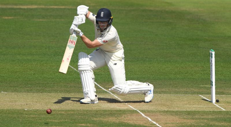 Jack Leach achieved the feat recently against Ireland.