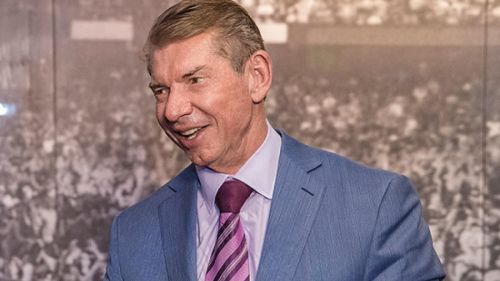 Vince McMahon was backstage on SmackDown