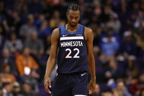 Andrew Wiggins has spent five seasons with the Minnesota Timberwolves