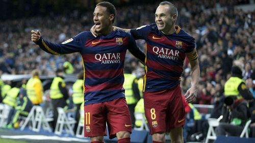Barca have been unable to adequately replace Iniesta and Neymar in recent seasons