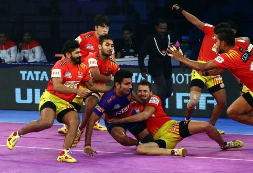 Gujarat's defense is one of the best in the league