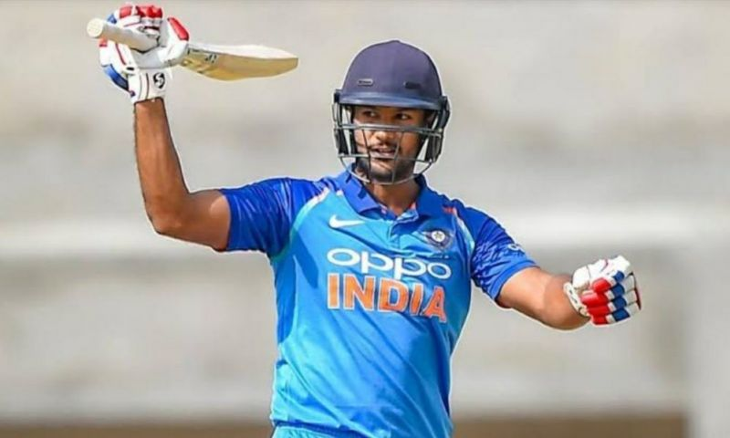 Mayank aggarwal does deserve a place in the ODI set-up