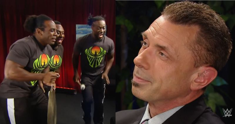 The New Day and Cole