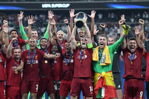 Liverpool beat Chelsea in a pulsating final to win their 4th Super Cup