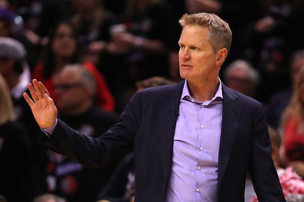Steve Kerr has quickly established himself as one of the NBA