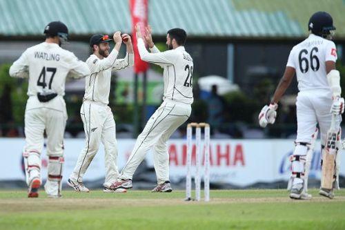 श्रीलंका vs न्यूज़ीलैंड