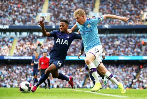 Kevin De Bruyne ran the Manchester City show