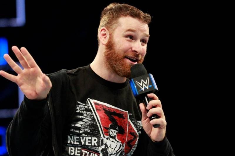 Sami Zayn airing his real-life grievances with The WWE Universe was genius!
