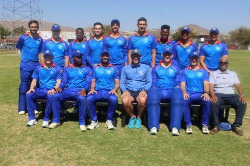 विजेता नामीबिया टीम