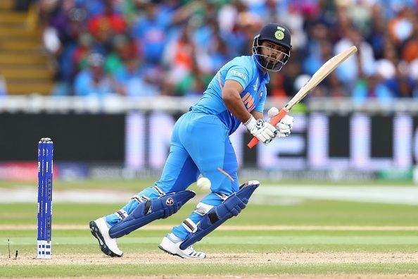 Rishabh Pant is key to the Indian batting unit.
