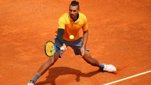 Can Kyrgios pick up yet another title win?