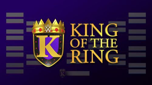 WWE King of the Ring tournament 2019