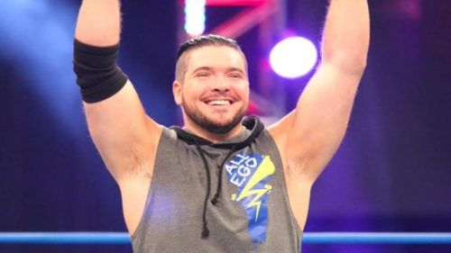 The Impact Tag Team Champion remembers how he was introduced to Impact Wrestling