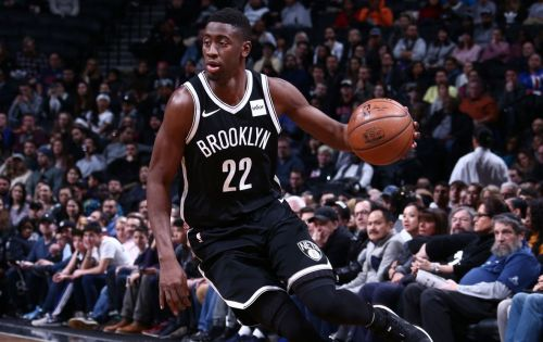 Caris LeVert has a quick first step along with an arsenal of nifty head fakes, deft touch and more