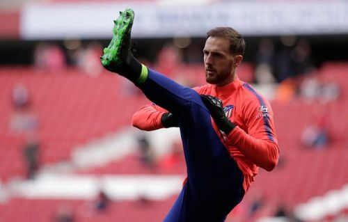 The wall that ensures Atletico has the best defensive record has a foundation called Oblak