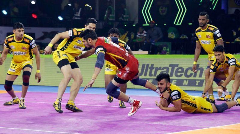 Rohit Kumar found his rhythm against the Titans
