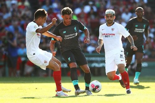 Alex Oxlade-Chamberlain is like a new signing for the Reds this season.