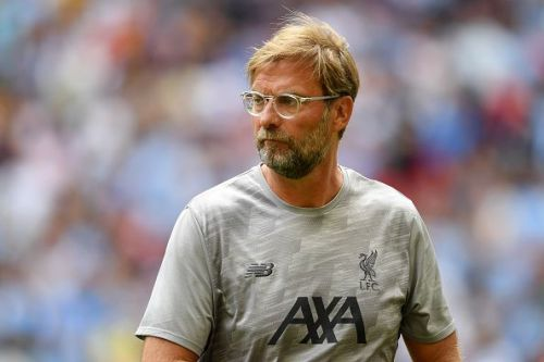 Jurgen Klopp's tactics are subject to change according to the situation
