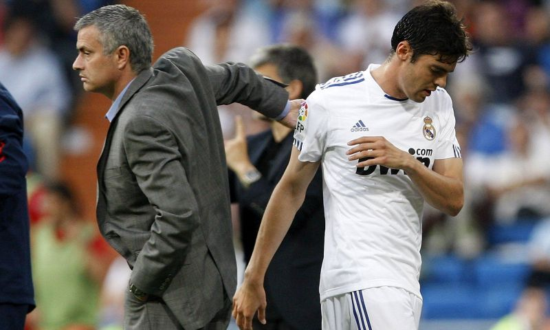 Kaka had a woeful spell at Real Madrid.