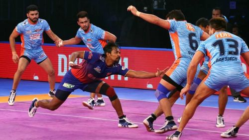 Chandran Ranjit will be key to Dabang Delhi K.C.'s success