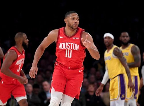 Eric Gordon appears set to spend his remaining prime years in Houston