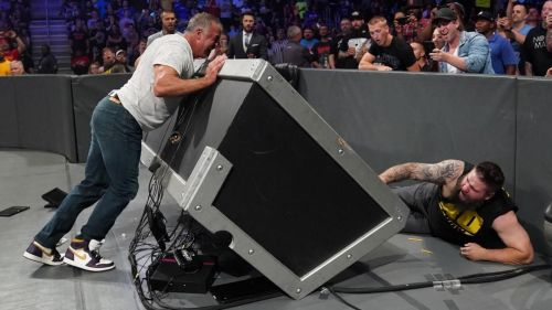 After weeks of Stunners and attacks, McMahon struck back at the former Universal Champion.