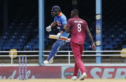 वेस्टइंडीज vs भारत