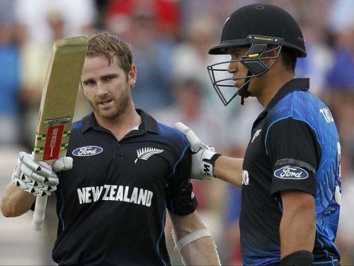 न्यूज़ीलैंड के कप्तान केन विलियमसन