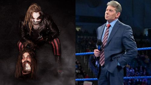 The Fiend tweeted at Mr McMahon