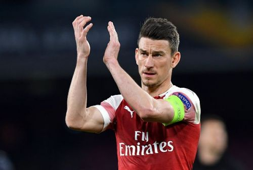 Laurent Koscielny is seemingly on his way out of the North London outfit