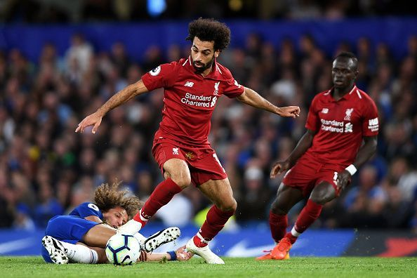 Liverpool square off against Chelsea in the 2019 UEFA Super Cup
